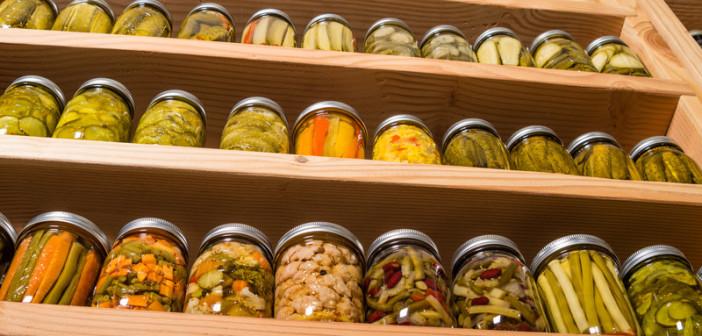 Stockpiling Food