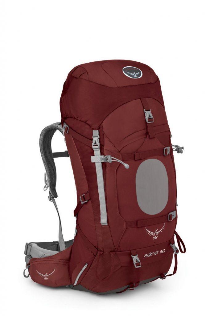 Osprey Mens Aether 60 Backpack