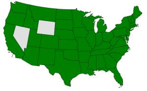 Walnut map