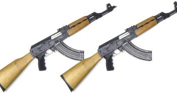 The N-PAP ML70 AK 47