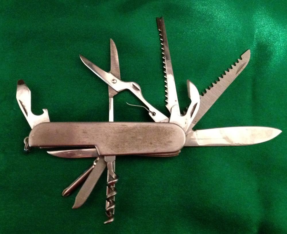Multi Knife Open