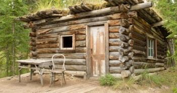 how to build a cabin