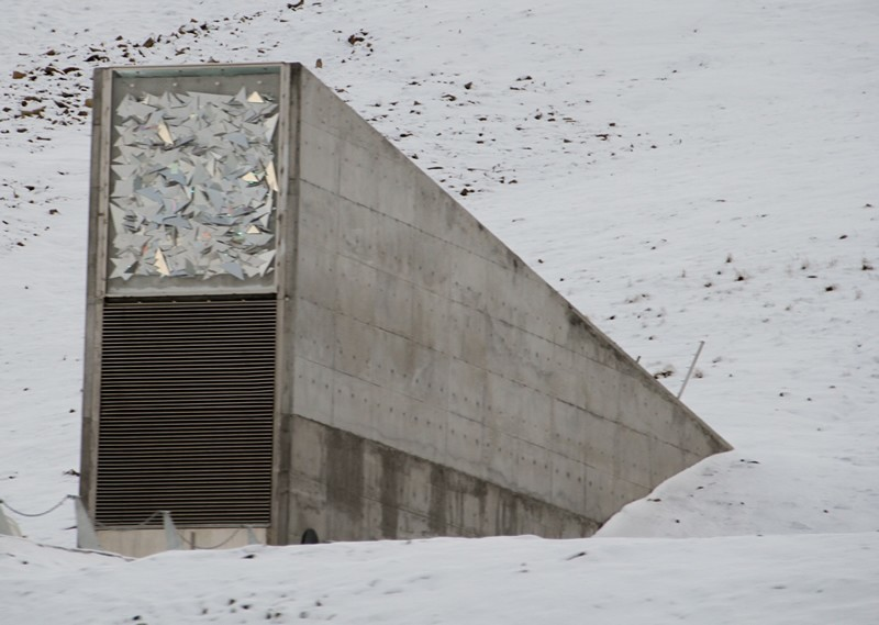 Svalbard seed reposiroty